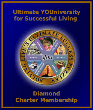 Diamond Charter Membership - One option of Charter Memberships