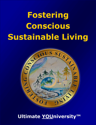 Fostering Conscious Sustainable Living - Bundle Offer